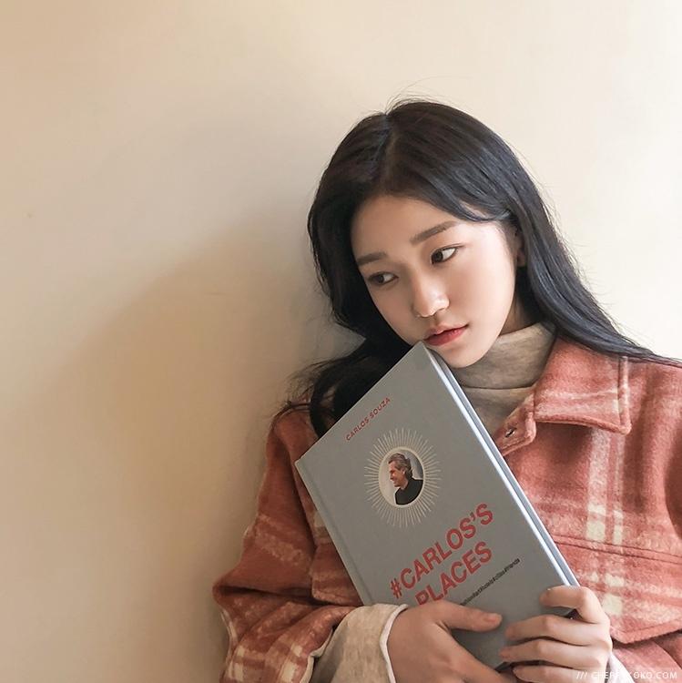 1区韩国本土服装代购(韩国圆通直发)CRKO-夹克(2018-11-20上架)