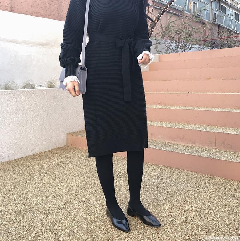 1区韩国本土服装代购(韩国圆通直发)CRKO-连衣裙(2019-01-12上架)