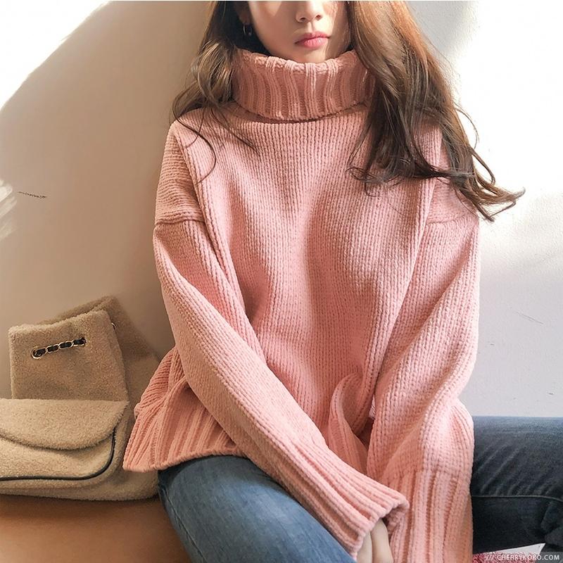 1区韩国本土服装代购(韩国圆通直发)CRKO-针织衫(2019-01-12上架)