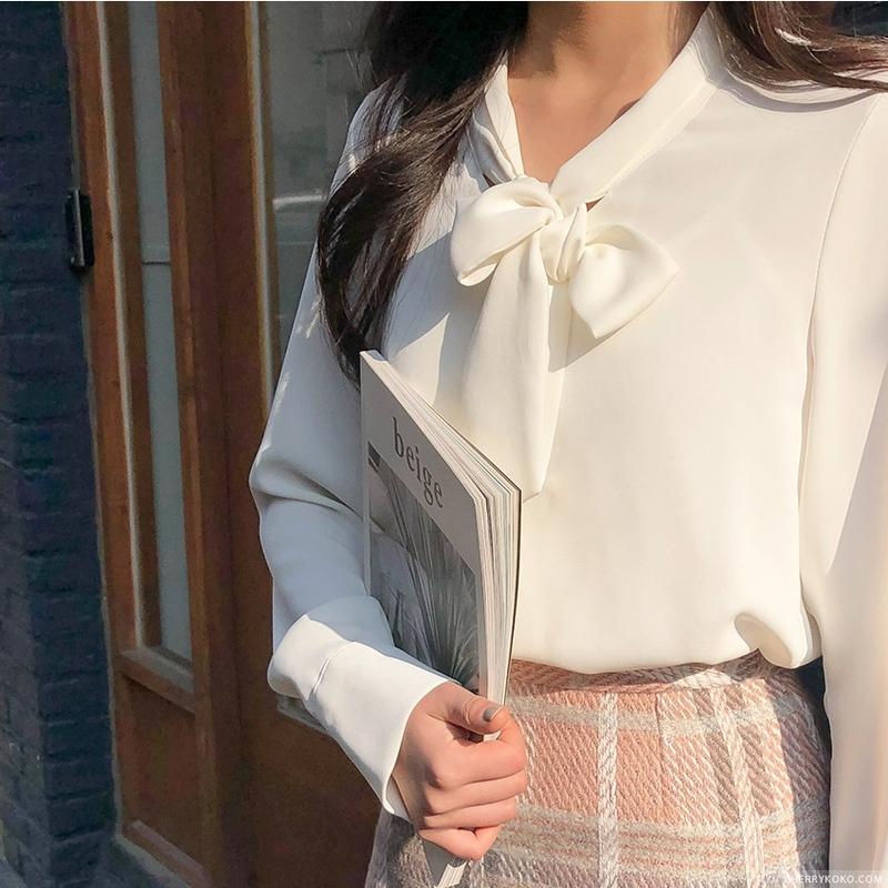 1区韩国本土服装代购(韩国圆通直发)CRKO-衬衫(2019-01-15上架)