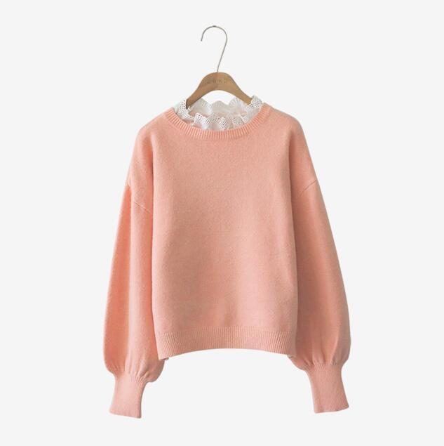 1区韩国本土服装代购(韩国圆通直发)CRKO-针织衫(2019-01-16上架)