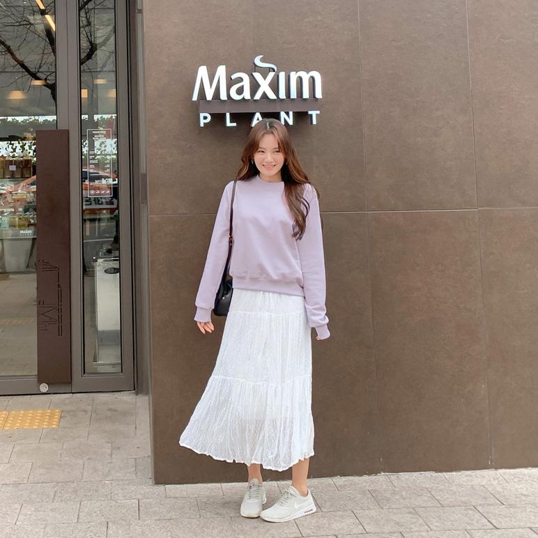 1区韩国本土服装代购(韩国圆通直发)CRKO-长裙(2019-03-17上架)