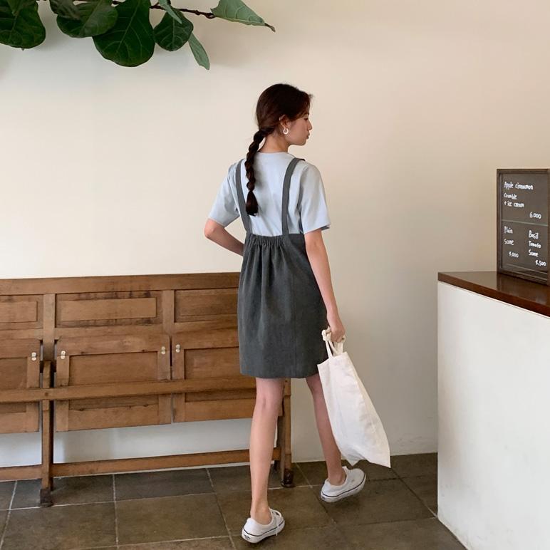 1区韩国本土服装代购(韩国圆通直发)CRKO-连衣裙(2019-03-20上架)