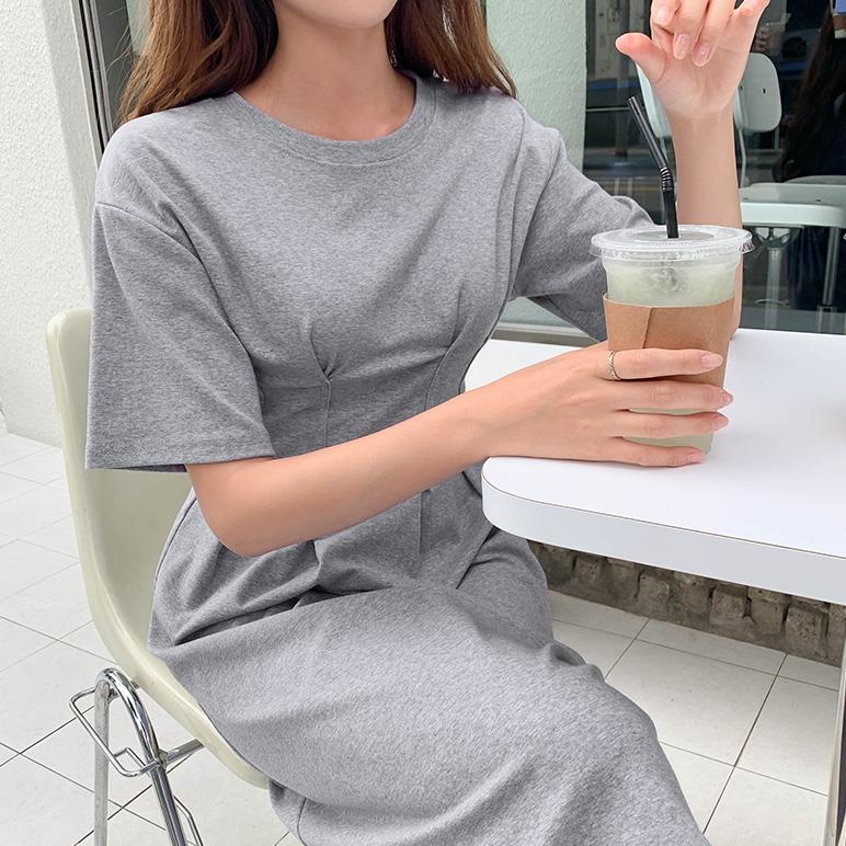 1区100%正宗韩国官网代购(韩国直发包国际运费)CRKO-连衣裙(2019-06-26上架)