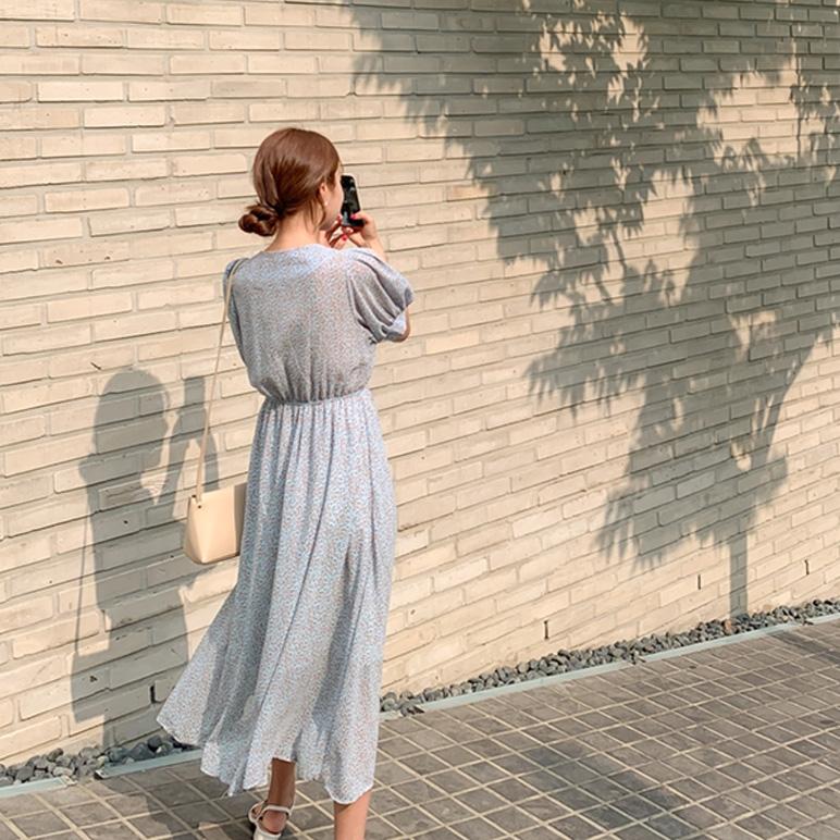 1区100%正宗韩国官网代购(韩国直发包国际运费)CRKO-连衣裙(2019-06-27上架)