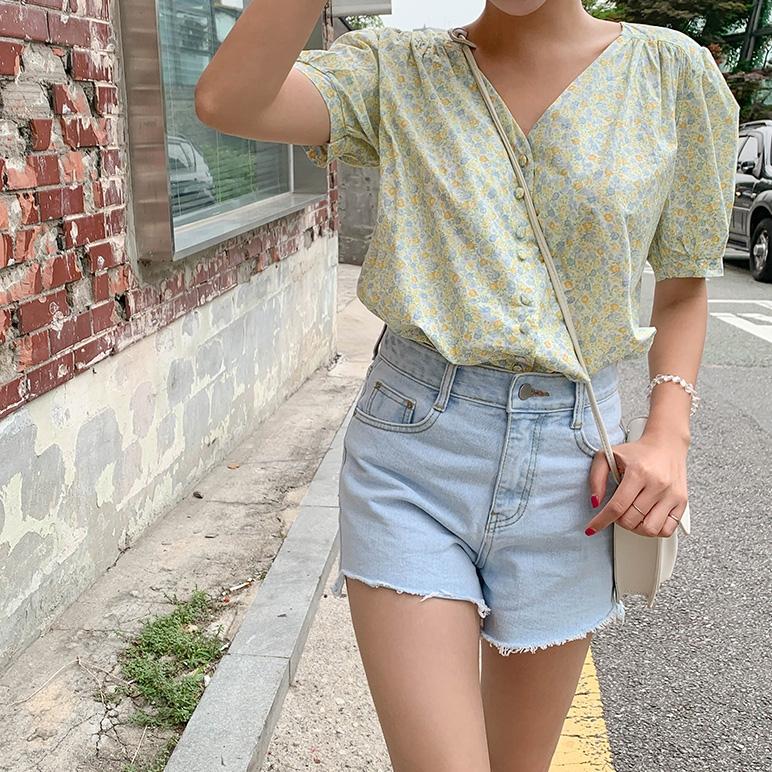 1区100%正宗韩国官网代购(韩国直发包国际运费)CRKO-衬衫(2019-06-27上架)