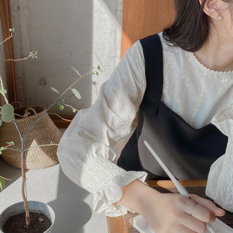 1区100%正宗韩国官网代购(韩国直发包国际运费)CRKO-衬衫(2020-02-06上架)
