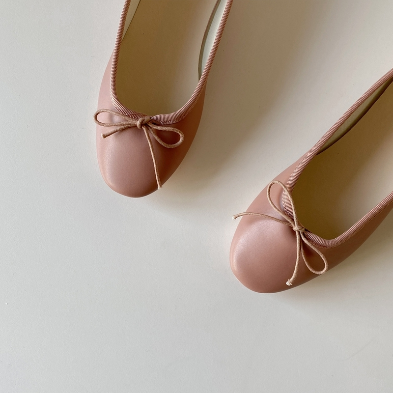 1区100%正宗韩国官网代购(韩国直发包国际运费)CRKO-平底鞋(2020-02-04上架)
