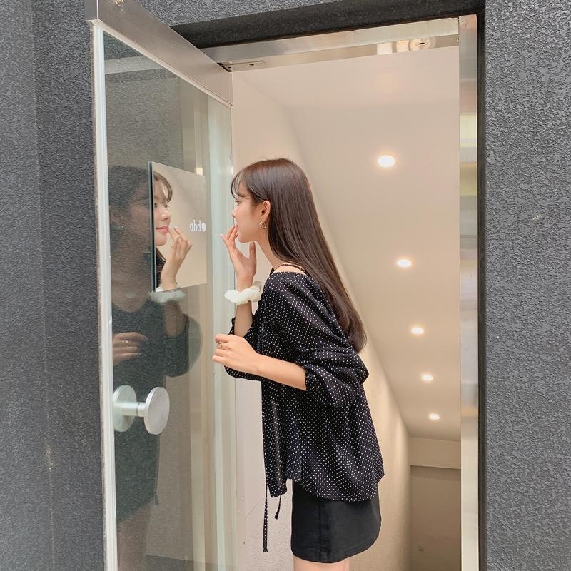1区100%正宗韩国官网代购(韩国直发包国际运费)CRKO-开襟衫(2020-07-04上架)