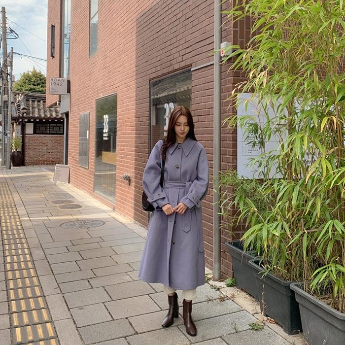 1区100%正宗韩国官网代购(韩国直发包国际运费)CRKO-大衣(2020-10-23上架)