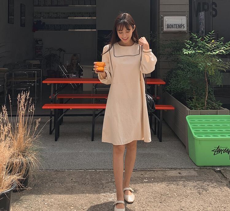 CRKO-连衣裙[休闲风格]HZ2278684