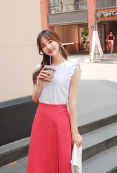 cherryville-韩国个性流行韩版休闲套装女装2017年07月26日夏季款