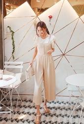 cherryville-韩国夏季韩版魅力休闲套装女装2017年07月26日夏季款