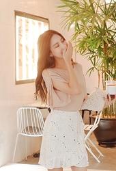 cherryville-韩国韩版优雅魅力休闲套装女装2017年07月26日夏季款