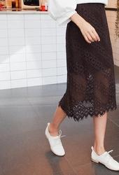 cherryville-韩国透气魅力女性流行韩国代购长裙女装2017年08月14日08月款