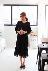 cherryville-韩国宽松魅力可爱韩国代购正品连衣裙女装2017年08月14日08月款