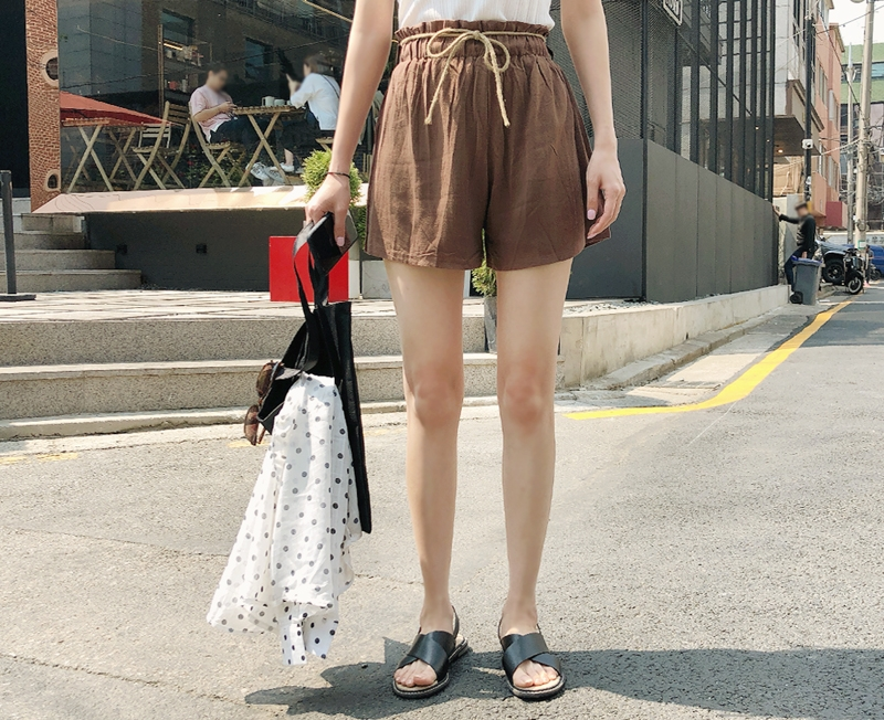 1区韩国本土服装代购(韩国圆通直发)cherryville-短裤(2019-05-19上架)