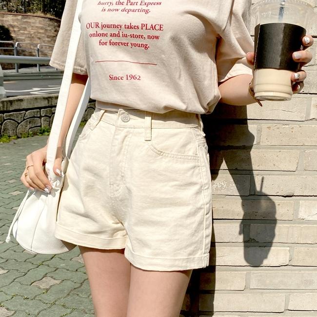 1区100%正宗韩国官网代购(韩国直发包国际运费)cherryville-短裤(2020-04-08上架)