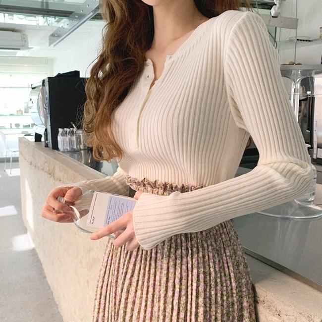 1区100%正宗韩国官网代购(韩国直发包国际运费)cherryville-针织衫(2021-03-24上架)