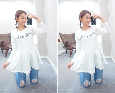 츄-걸리쉬온 dress