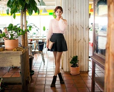 츄-흔들어놔요 skirt