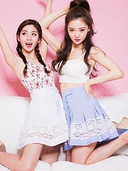 1区韩国代购货源|韩国官网正品chuu-UUSS00877878-流行魅力韩版新款短裙