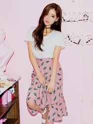 1区韩国代购货源|韩国官网正品chuu-UULS00902593-独特韩版新款长裙