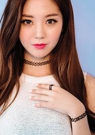 1区韩国服装网店代理一件代发chuu-UURG00919064-明朗纯色韩版新款戒指