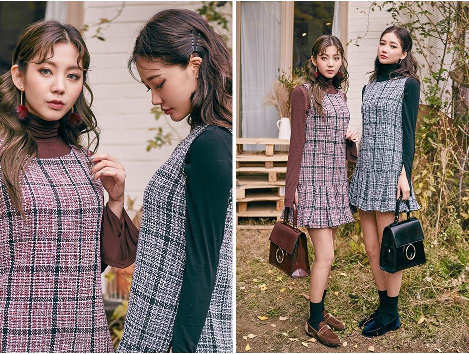 chuu-韩国可爱时尚方形韩国代购正品手提包女装2016