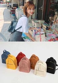 chuu-韩国方形纯色轻便韩国代购正品背包女装2017年07月26日夏季款