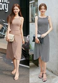 chuu-韩国条纹舒适休闲套装女装2017年07月28日夏季款