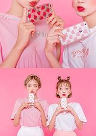 chuu-韩国时尚可爱女士手机套女装2017年08月09日08月款
