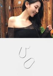 chuu-韩国时尚独特女士韩国代购耳环女装2017年08月09日08月款