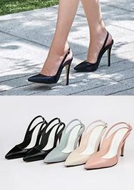 chuu-韩国时尚魅力女士韩国代购正品高跟鞋女装2017年08月10日08月款