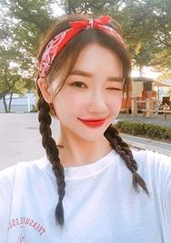 chuu-韩国时尚可爱女士发饰女装2017年08月10日08月款