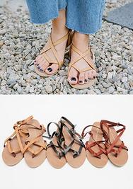 chuu-韩国时尚魅力夏季韩国代购凉鞋女装2017年08月14日08月款