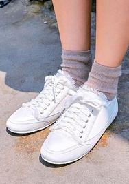 chuu-韩国时尚舒适魅力平底鞋女装2017年08月14日08月款