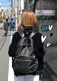 1区2017秋季新款|韩国发货|chuu品牌韩国时尚魅力日常背包(2017.10月)