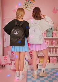 1区2017秋季新款|韩国发货|chuu品牌韩国气质个性魅力背包(2017.10月)
