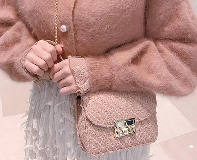 chuu-简单魅力时尚单肩包