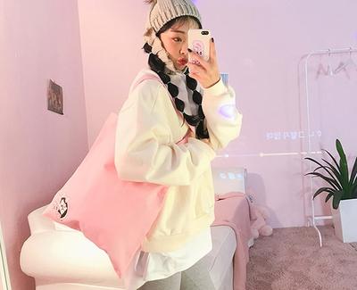 chuu-气质个性魅力手提包