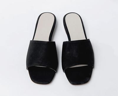 1区韩国本土服装代购(韩国圆通直发)chuu-拖鞋(2018-10-15上架)