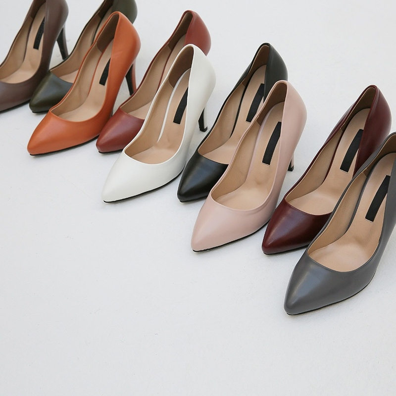 1区韩国本土服装代购(韩国圆通直发)chuu-高跟鞋(2018-11-02上架)