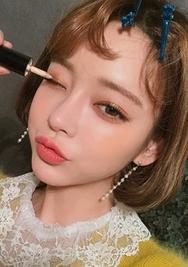 2018新款韩国服装chuu品牌简单魅力时尚耳环(2018.1月)