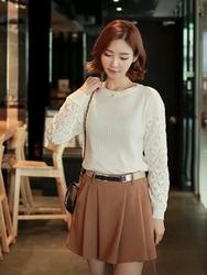 1区韩国代购正品验证clicknfunny-CFKN00755835-时尚魅力韩版新款针织衫