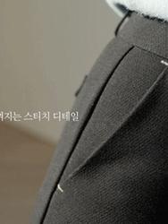 1区2017冬季新款韩国服装clicknfunny品牌韩版魅力时尚短裤(2017.11月)