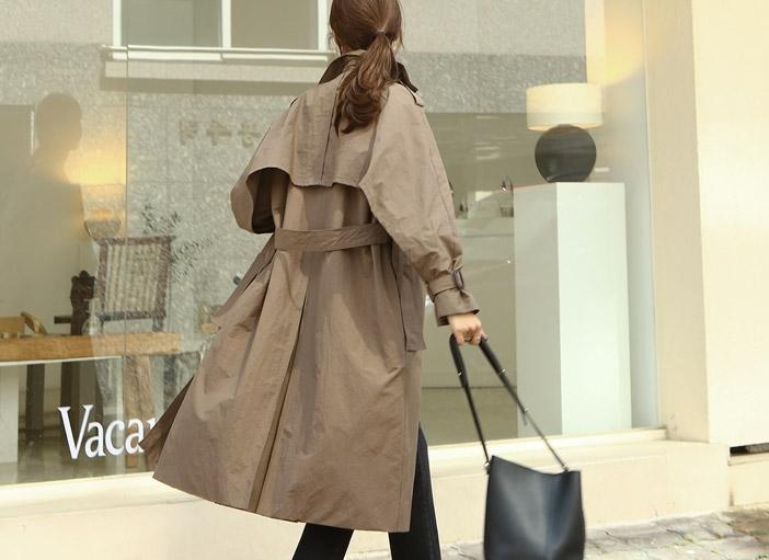 1区韩国本土服装代购(韩国圆通直发)clicknfunny-大衣(2018-09-24上架)