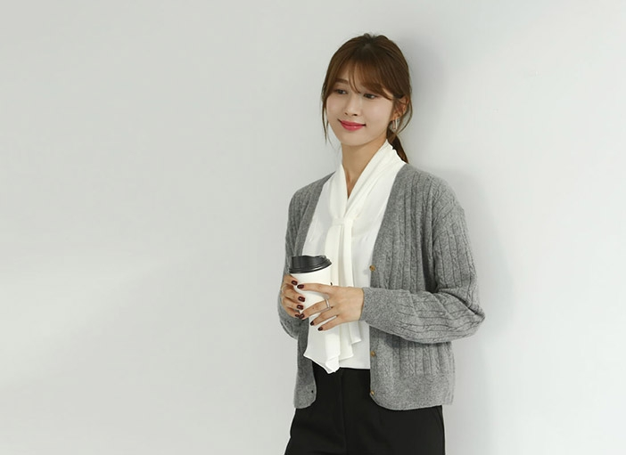 1区韩国本土服装代购(韩国圆通直发)clicknfunny-开襟衫(2018-09-24上架)