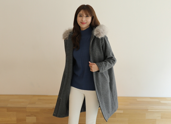 1区韩国本土服装代购(韩国圆通直发)clicknfunny-大衣(2018-11-13上架)