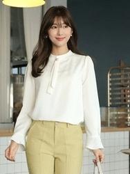 2018新款韩国服装clicknfunny品牌时尚风格宽松衬衫(2018.1月)